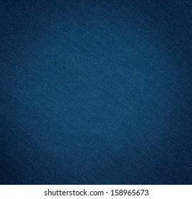 Dark blue jeans  texture. Clothes background