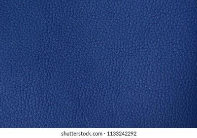 Dark blue leather texture