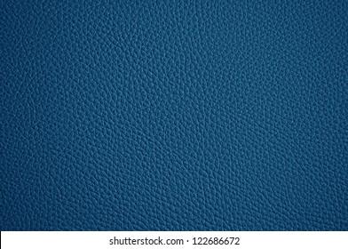 Dark blue leather texture background