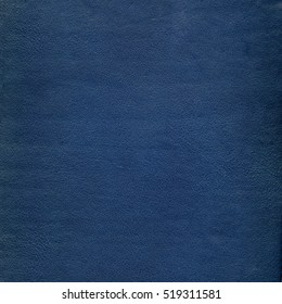 dark blue leather texture. Useful for background