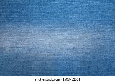 Dark Blue Shaded Denim Texture Background