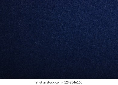 Dark blue velvet paper texture background wallpaper.