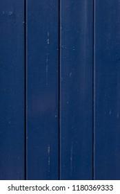Dark blue wood background - construction materials