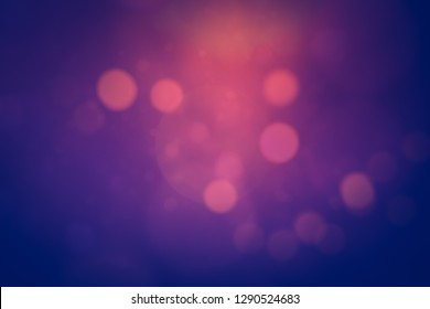 DARK BLURRED LIGHTS BACKGROUND