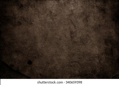 Dark brown background