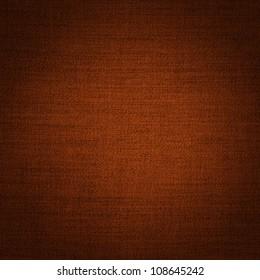 dark brown fabric