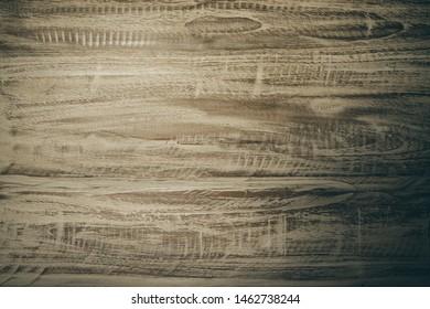 Dark Brown gray vitage wood horizontal texture natural tree background