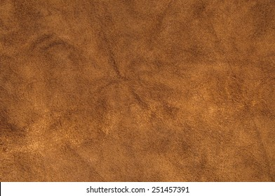 Dark Brown Leather for Concept and Idea Style of Fine Leather Crafting, Handcrafts Work Space, Handmade Leather handcrafted, leather worker. Background Textured and Wallpaper.