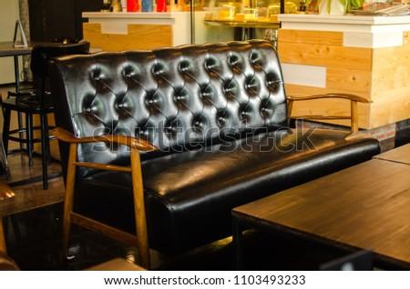 dark brown leather couches rustic dark brown leather sofa brown leather sofa stock photo edit now 1103493233 shutterstock