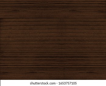Dark brown linear horizontal wooden texture