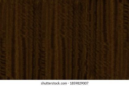 Dark brown quarter cut figured sapele veneer