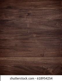 Dark brown wood Mahogany texture background
