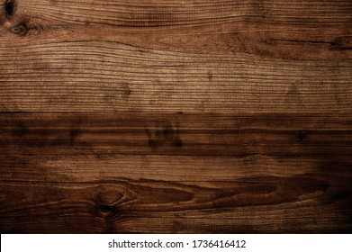 Dark brown wooden texture background
