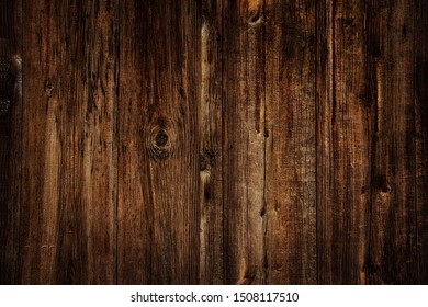 dark brown wooden texture may used as background