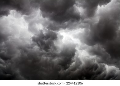 Dark Clouds - Big Storm