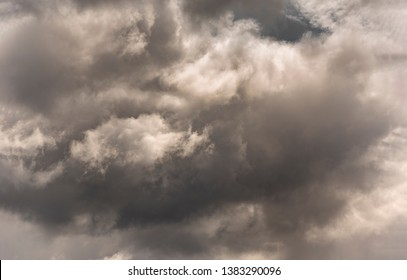 Dark clouds for storm cloud background