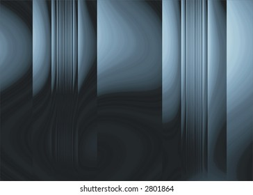 Dark colored 2D background with horizontal lines.