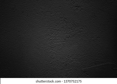 dark concrete wall, stucco texture, cement surface