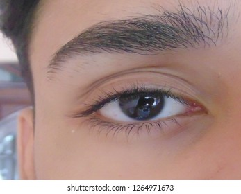 Dark Deep Eyes