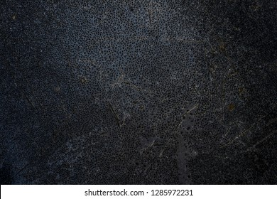 Dark and dirty texture with soft light