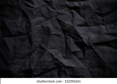 Dark fabric background