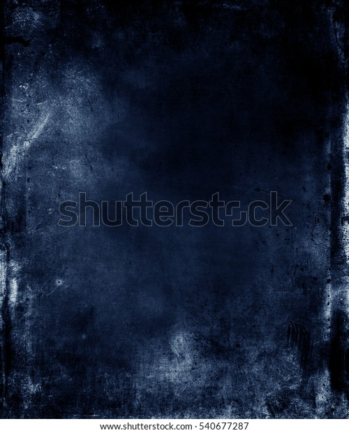 Dark Fabric Grunge Texture Background Stock Photo (Edit Now) 540677287