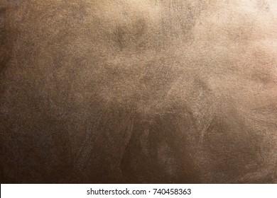 Dark gradient bronze texture background
