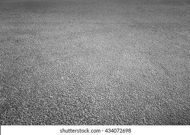 Dark gray asphalt pavement of new highway, background photo texture