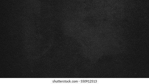 Dark gray and black abstract textured background. Texture of black background with gray spots and dots. School Background texture old background Gray Black Board Banner Design