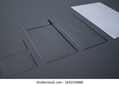 The Dark Gray Brand Identity