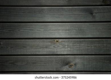Dark gray wooden background