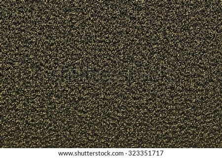 Dark Green Carpet Texture Photo
