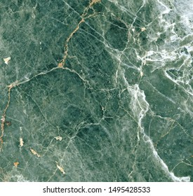 dark green natural marble background