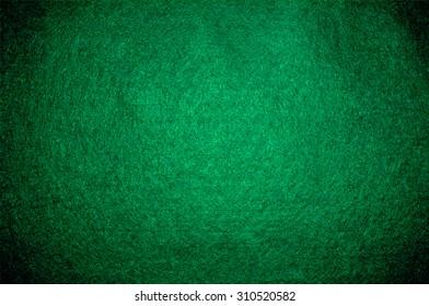 Dark green poker background, art pattern