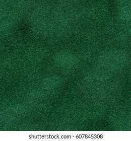 Dark green velvet paper for background. Seamless square texture, tile ready. High quality image.