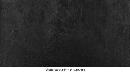 Dark grey black slate marble background or marbel texture.