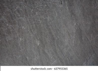 Dark grey and black slate texture, background for product design