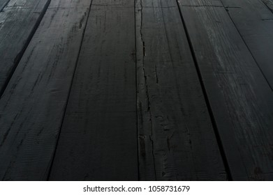 Dark grey black timber. Can be use for background, wallpaper or other you content.