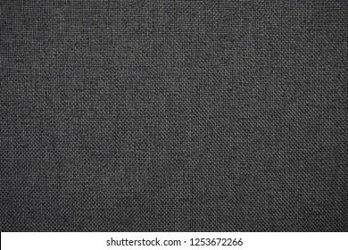 dark grey textile texture canvas