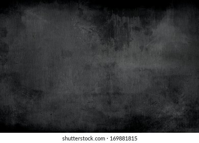 dark grunge background with scratches and stains
