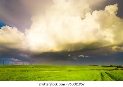 Dark Horizon Rain is Near