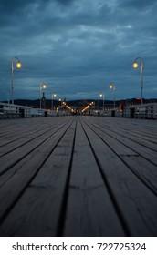dark jetty