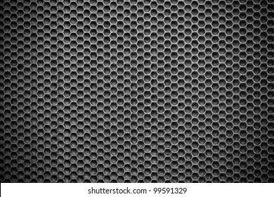 Dark Metallic texture background