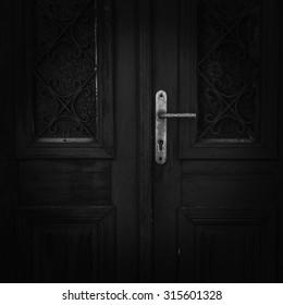 Dark Mystery door