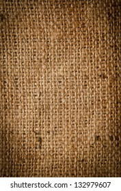 dark natural linen texture for the background. with vignette