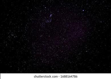 dark night sky photography stars