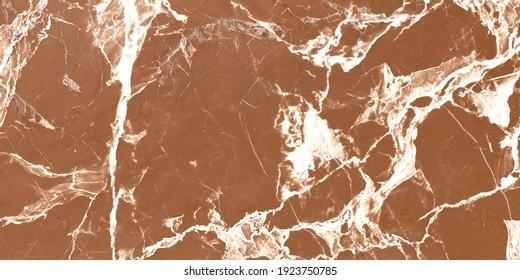 dark orange high gloss marble for italian