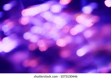 dark purple color abstract bacground withe blurred defocus bokeh light for template