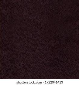 Dark purple detailed background texture of leather