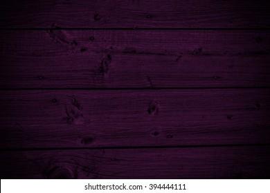 Dark purple vintage wooden old planks background